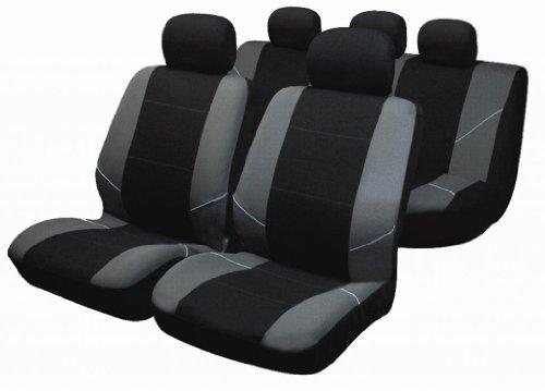 Smart forfour Modelos Juego completo de fundas para asientos de coche protectores Airbag Listo
