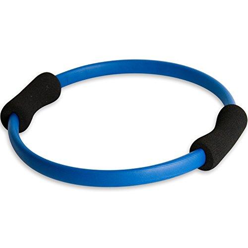 MOVIT Pilates ring per esercizi di Pilates e la formazione forza del corpo e della gamba muscoli della parte superiore, Yoga Anello Nucleo Trainer Pilates Circle