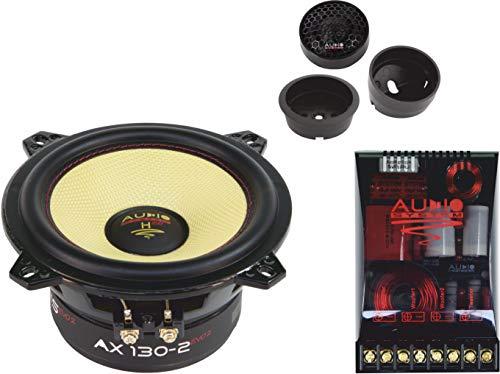 Audio System H 130 EVO 2 Helon Series 2-OHM 13 cm sistema a 2 vie EXTREM KICKBASS altoparlante