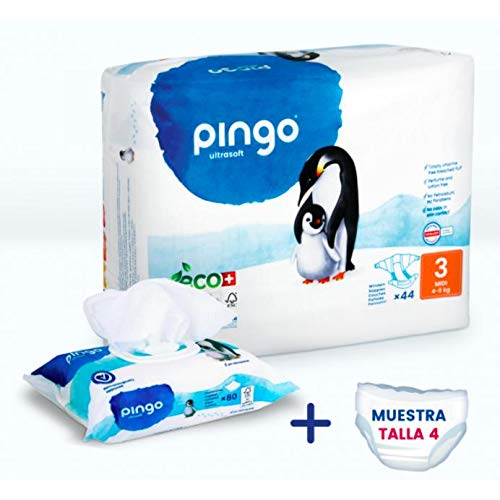 Pack Descubrimiento Talla 3 Pingo