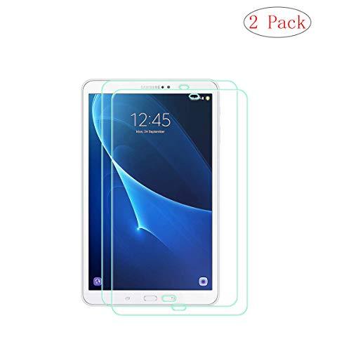 szjckj 2 Piezas Protector de Pantalla para Samsung Galaxy Tab A6 SM-T280 (7,0') Tablet, Cristal Vidrio Templado Protector [HD 0.26mm] [9H Dureza] [Anti-Aceite] [A Prueba de rayones]