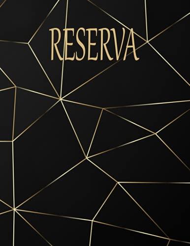 Libro de reserva: Libro De Reservas Para Hotel/Agenda de Reservas/Diario De Reserva De Invitados/Planificador hotel/Registro de reservacions ... reserva clientes/Organizador de reserva Hotel