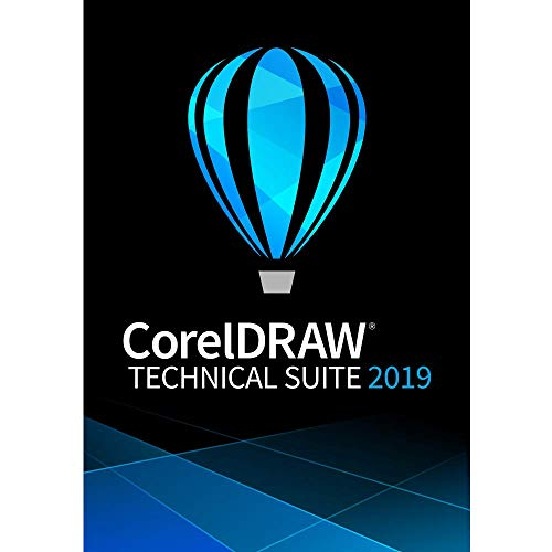 CorelDRAW Technical Suite 2019 – Technical Illustration & Drafting Software – (60% Off)