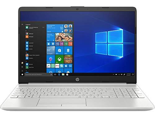"HP 15-dw0039ns - Ordenador portátil de 15.6"" FullHD (Intel Core i3-8130U, 4GB de RAM, 256GB SSD, Intel UHD Graphics, Windows 10) Blanco - teclado QWERTY Español"