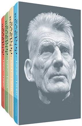 The Letters of Samuel Beckett 4 Volume Hardback Set