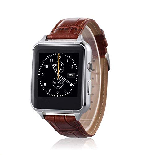 Amokeoo Smart Watch,Bluetooth SmartWatch with Camera Touchscreen,Smart Watches Waterproof Unlocked Phones Watch with SIM Card Slot,SmartWatches Compatible with Android Phone XS 8 7 6 Samsung Men Women