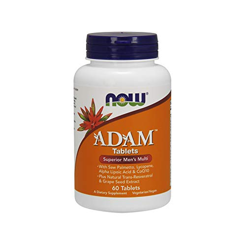 NOW NF Adam, 60 tablets