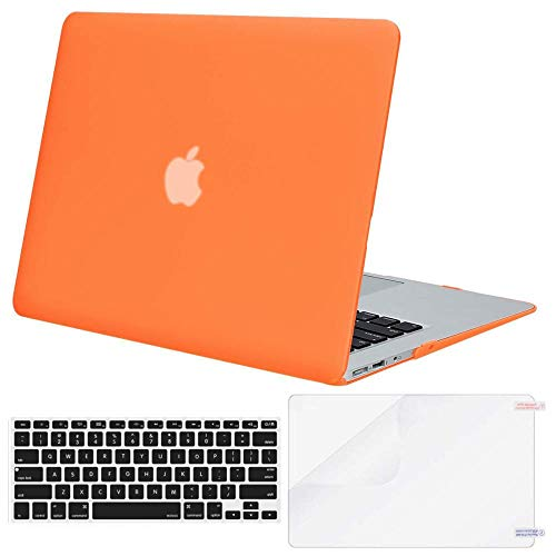Slovpe 3 in 1 Hard Shell Laptop case for MacBook Air Pro Retina for MacBook Air Retina 11 12 13 15 Laptop case for 2018 New Pro 15 13 inch