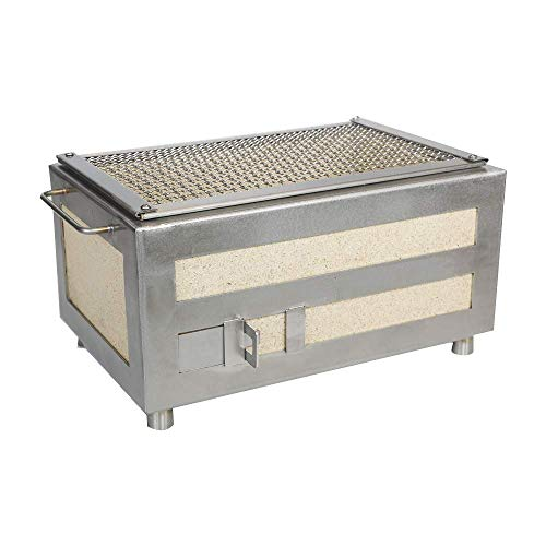 SousVideTools SVT-16008 Konro BBQ/Grill, keramik