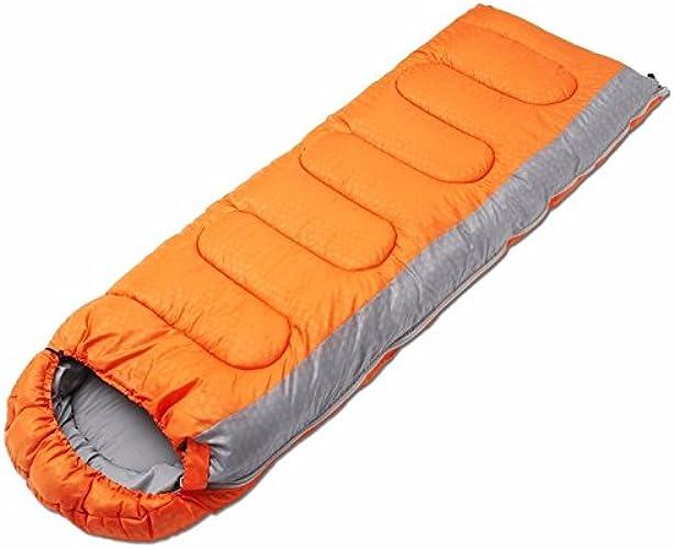 SUHAGN Sac de couchage Sacs De Couchage En Coton, Adulte, à L'épaississement De Camping Sacs De Couchage, Moins 15 -20 Degrés L'équipement De Plein Air