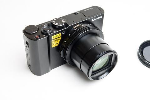 Lensmate Quick-Change Filter Adapter Kit for Panasonic Lumix DMC LX10/LX15-52mm