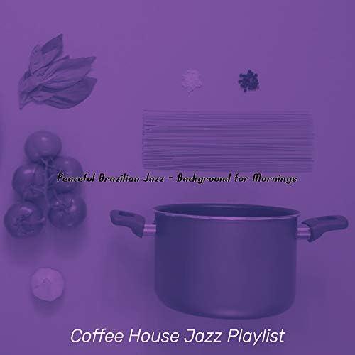 Coffee House Jazz Playlist