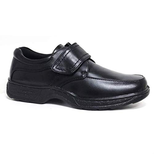 Cushion Walk Men's Leather-Lined...