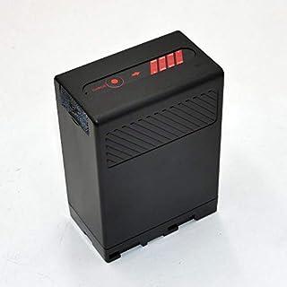 New Replacement BP-U60 BP-U30 BP-U90 BP-U95 BP-U65 Battery 5200mAh Compatible Sony PMW-EX1 PMW-EX1R PMW-EX3 PMW-EX3R PMW-F3 PMW-F3K PMW-F3L PMW-100 PMW-150 PMW-200 PMW-EX160 PMW-EX260 PMW-EX280