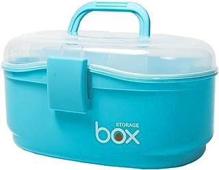 Household Medicine Box Medicine Storage Box Multi-Layer Medicine Box Portable First Aid Box Multi-Function Medicine Box An...