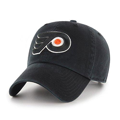 OTS NHL Philadelphia Flyers Men's Challenger Adjustable Hat, Team Color, One Size