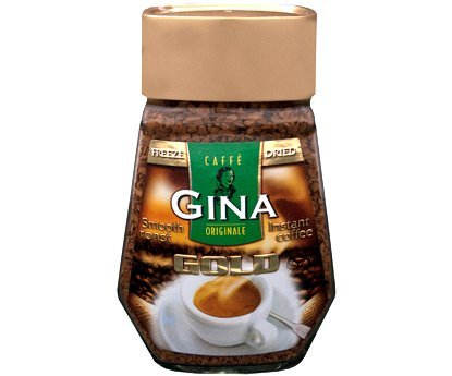 Kaffee Gina Gold Instant 100g