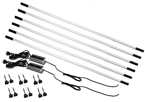 Scangrip 03.5200 LINE LIGHT 6 Komplette Beleuchtungslösung für Hebebühnen LED