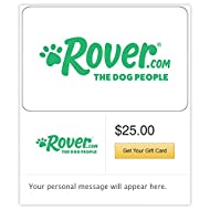Rover.com Gift Cards - Email Delivery