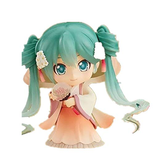 From HandMade Hatsune Miku Figur Miku Figur Anime Girl Chibi Figur Actionfigur