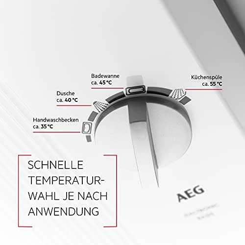 AEG  DDLE Basis   Umschaltbar 18/21/24 kW - 4