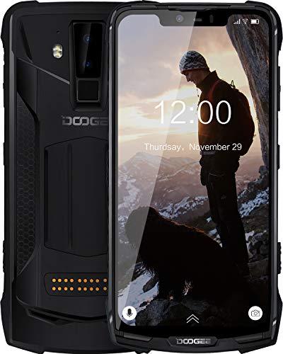 Móvil Resistente, DOOGEE S90 C Telefono Movil Todoterreno 4G, 4+128GB,...