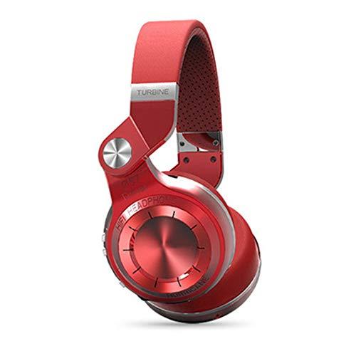 PXYUAN - Auriculares inalámbricos con Bluetooth, estéreo, plegables, modo inalámbrico y con...