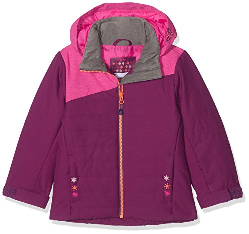 Ziener Kinder AIZA jun (Jacket ski) Skijacke, Plumberry, 164