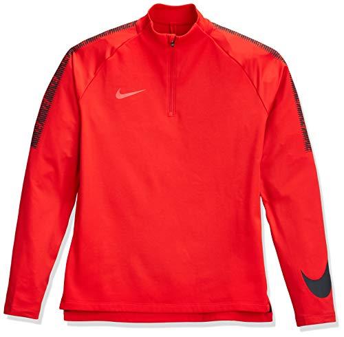 Nike Dry Squad Drill Pullover voor jongens, meerkleurig, M - 137-147 cm