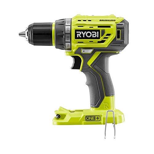 Ryobi 18Volt Brushless 1/2 Inch Drill Driver P252 (Bare Tool)(Bulk Packaged, Non-Retail Packaging)