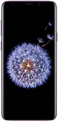 Samsung Galaxy S9+, 64GB, Lilac Purple - For GSM (Renewed)