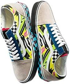 Vans Men s Old Skool Skate Shoes Vans Mash Up Multi True White Size 5 product image