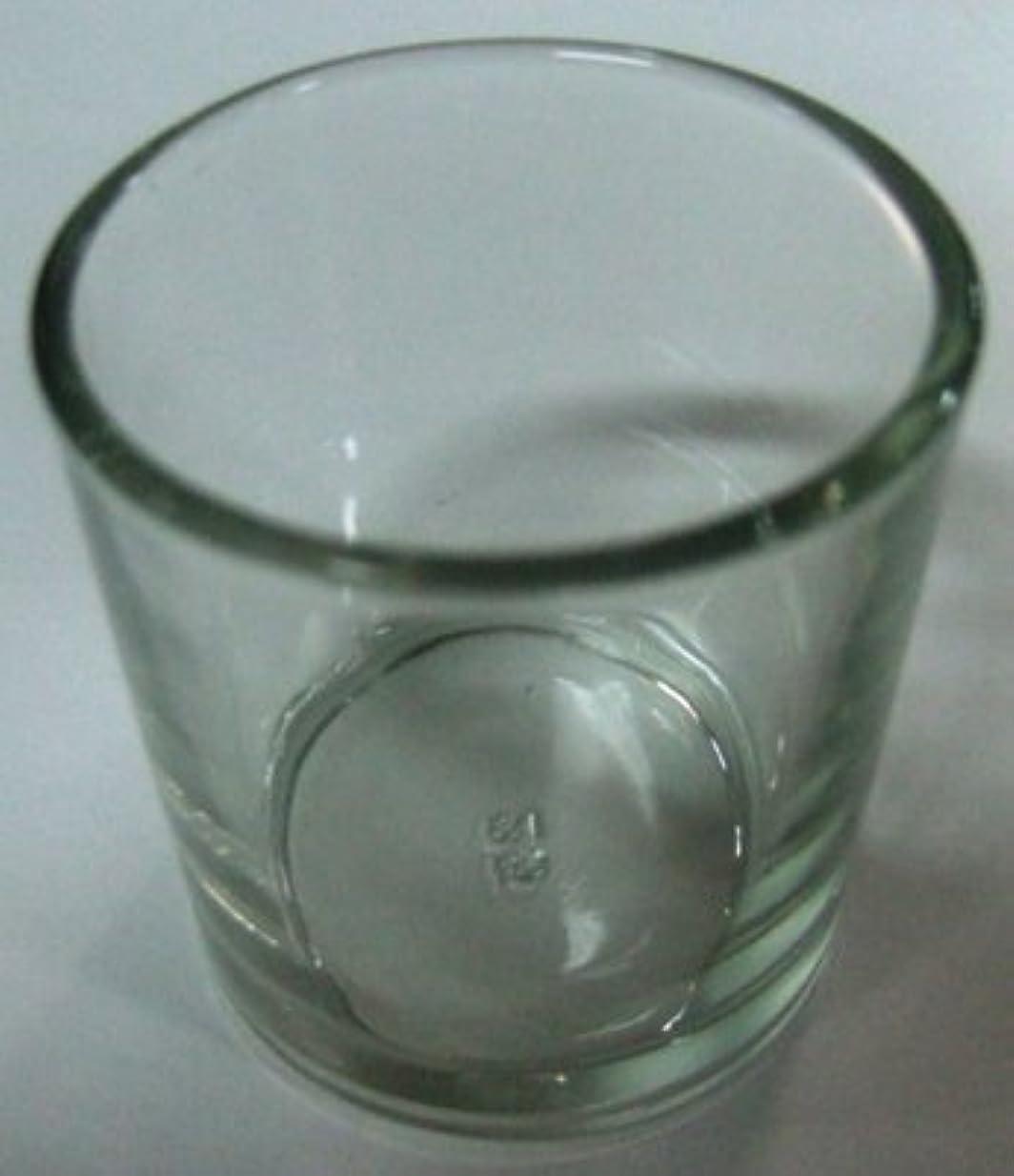 醜いアジア普通の*ボーティブガラスコップ大 ( 4901435783338 )