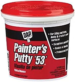 dap painter's putty 53 dry time