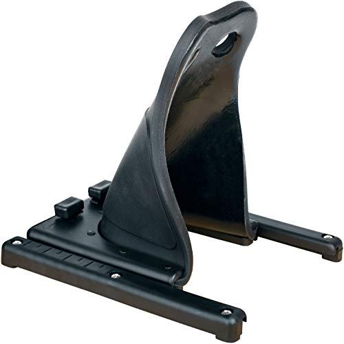 MESLE Wasserski Bindung B2 Fersenteil, Wasserskibindung für alle Marken, Ersatzteil mit Schrauben