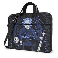 Game Thrones Rick Morty Bolsa para ordenador portátil 14 15 16 pulgadas maletín bandolera repelente al agua bolso portátil Satchel Tablet Bussiness llevar bolso para mujeres y hombres