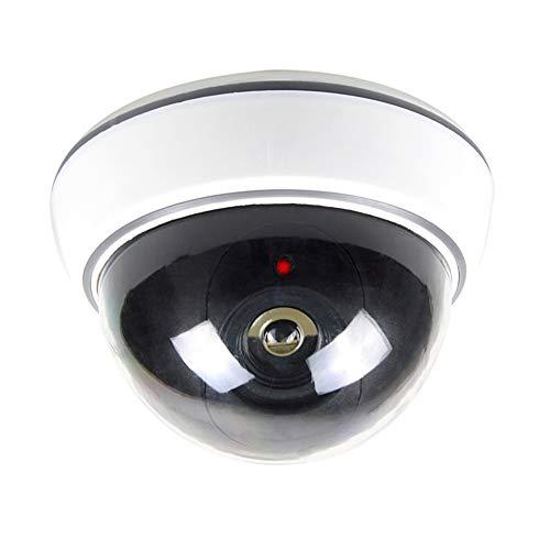 Überwachungskamera, virtuelle Kamera mit LED Licht, geeignet für Zuhause, Einkaufszentrum, Büro