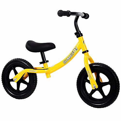 Lightweight Sport Balance Bike for Toddlers and Kids Ages 2 3 4 5 Years Old...