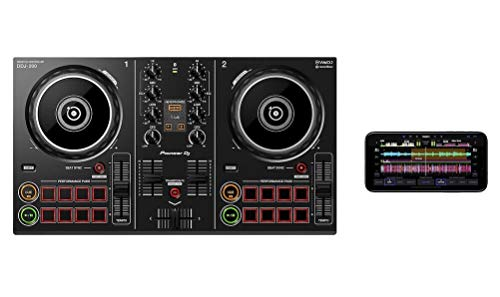 Pioneer DDJ-200 Smart DJ controller With Transition FX And Bluetooth