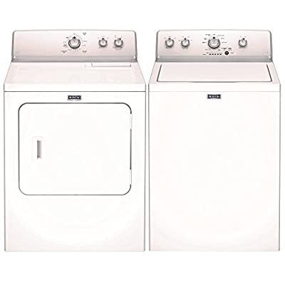 Maytag 15kg Commercial Washing Machine & 10.5kg Commercial Tumble Dryer Pack