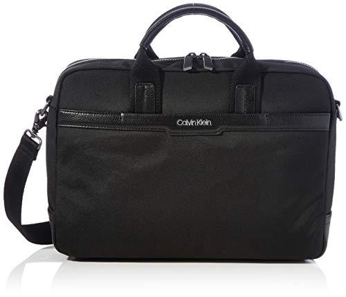 Calvin Klein Homme Computer Bag, Noir, Taille unique