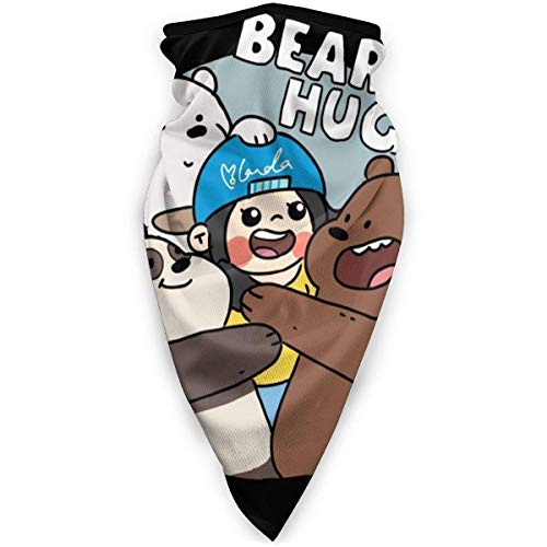 Nother We Bare Bears – Bär Outdoor Gesicht Mund Maske Winddicht Maske Skimaske...