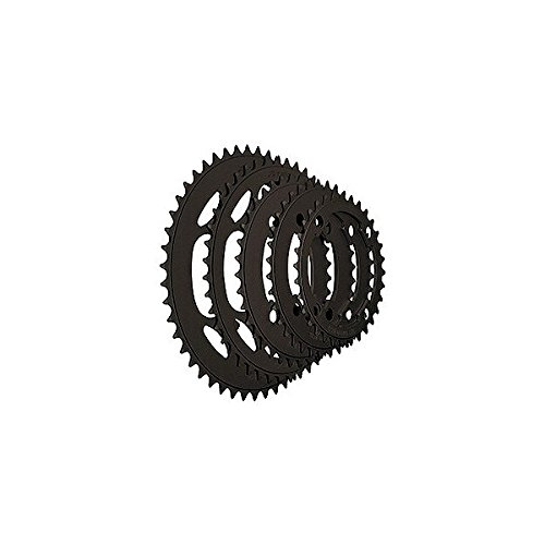 タイオガ チェーンリング 4アーム用 PCD:104mm 44T ブラック