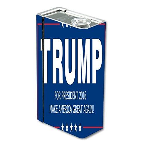 Decal Sticker Skin WRAP Trump Make America Great Again for Smok X Cube BT50