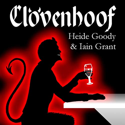 Clovenhoof audiobook cover art