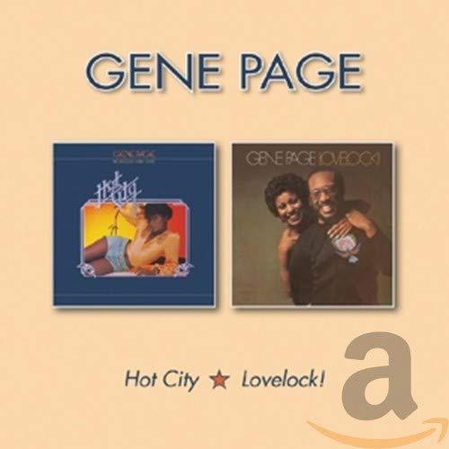 Page,Gene: Hot City/Lovelock! (Audio CD (Remastered))