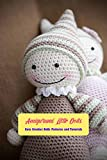 Amigurumi Little Dolls: Cute Crochet Dolls Patterns and Tutorials: Gifts for Girls (English Edition)