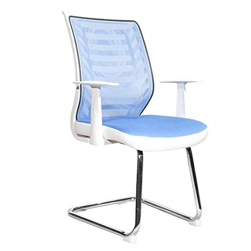 Ergonomische computer bureaustoel, vrije tijd Swivel stoel personeel mesh Lift bureaustoel Retro size 2