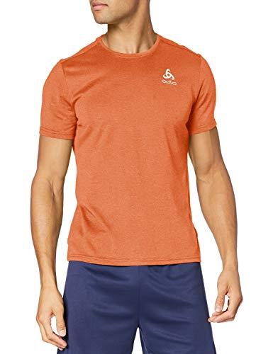 Odlo 350372 T-Shirt Homme Hawaiian Sunset Melange FR : XL (Taille Fabricant : XL)