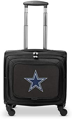 NFL Dallas Cowboys Wheeled Laptop Overnighter product image